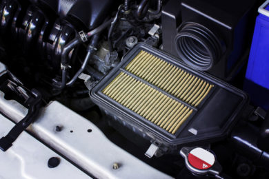 AIR, CABIN & FUEL FILTERS